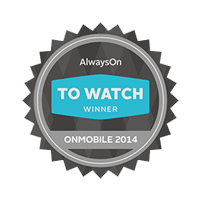 AlwaysOn's OnMobile 50 Companies to Watch Nominee, 2014