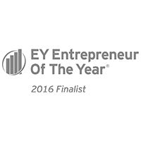 EY Entrepreneur of the Year Finalist, 2016