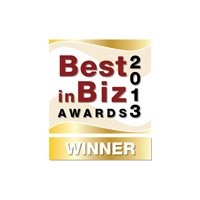 Best in Biz, 2013