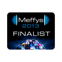 Meffys Award Finalist, 2013