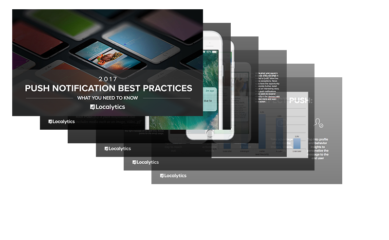 2017 Push Notification Best Practices: A Case Study - Learn everything goes into creating effective push notifications, based on the data.