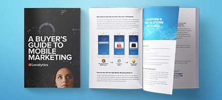 The Buyer's Guide To Mobile Marketing